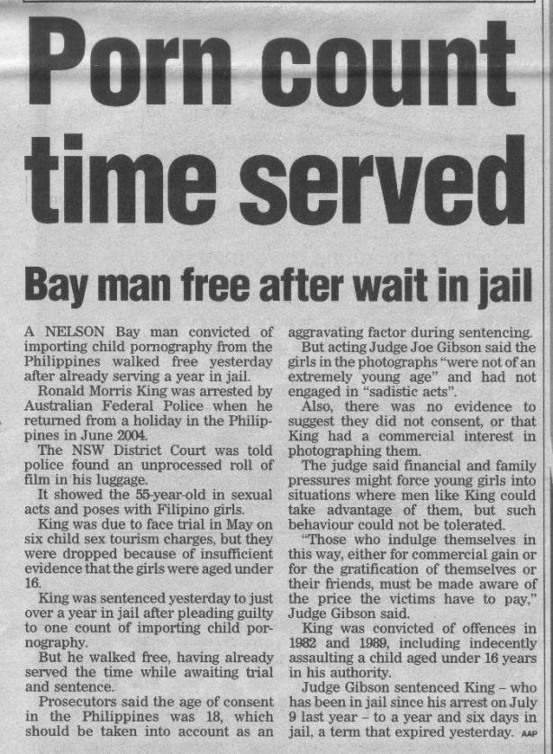 Newcastle Herald - 16 July 2005