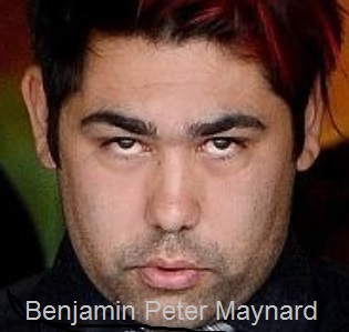 Maynard - Benjamin Peter - Photo3