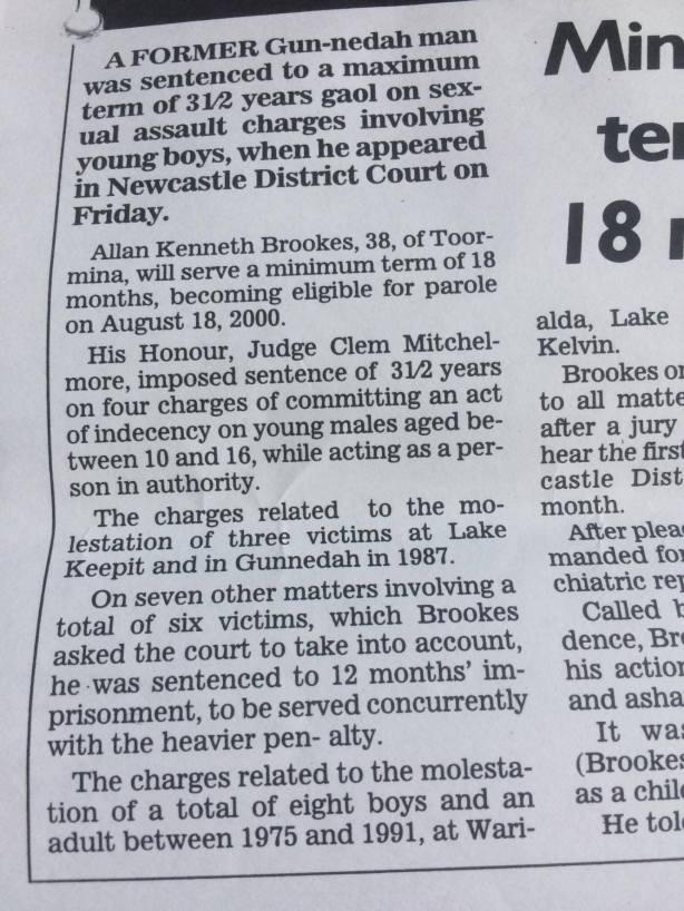 1999 conviction - 1